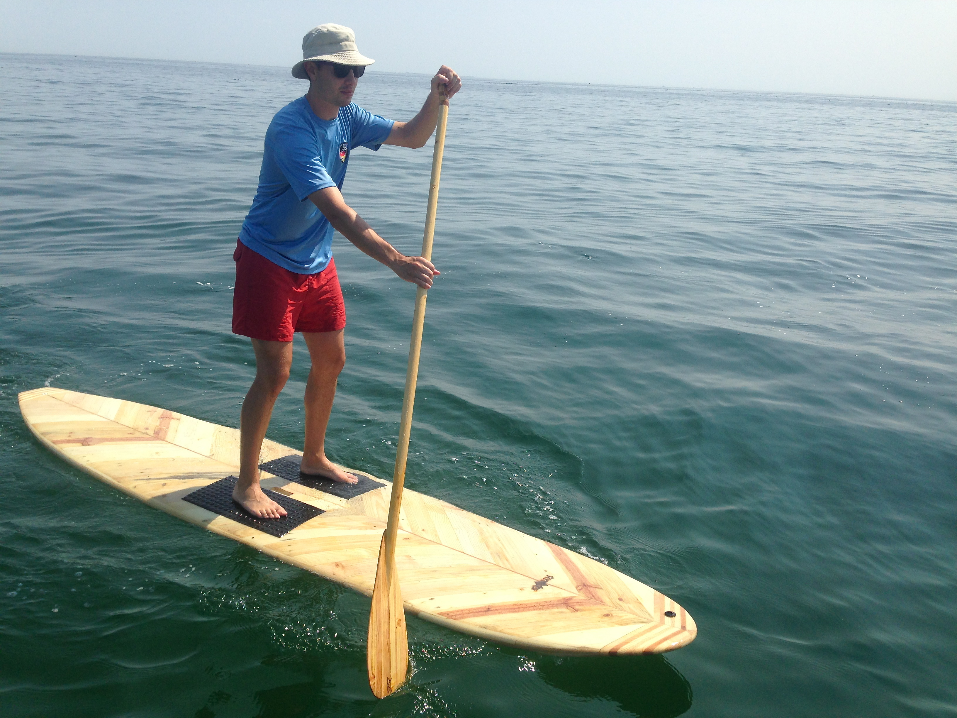 Stand up paddle board ornament - 11 Ft Hollow Stand Up Paddle Sup Board
