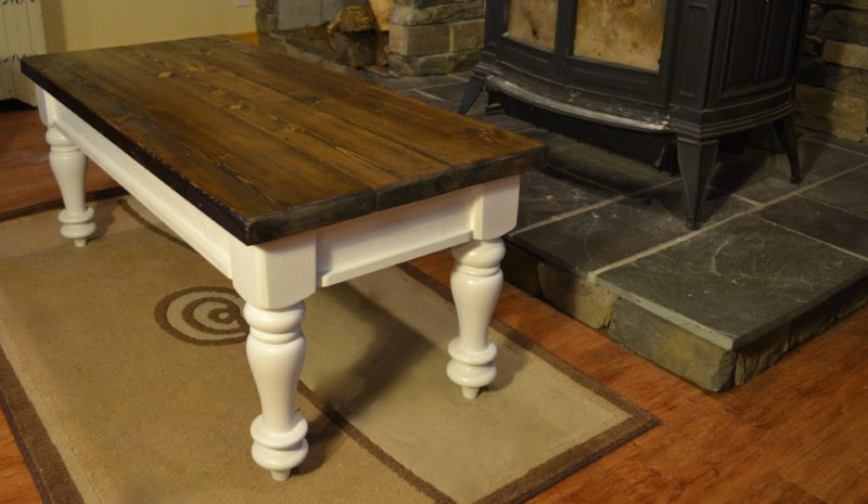 Farmhouse coffee table images Farmhouse coffee tables